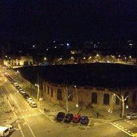 Photo taken at ILUNION Barcelona by Mustafa T. on 1/20/2013
