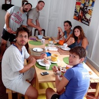 Photo taken at Aveiro Rossio Hostel by Marco B. on 8/16/2013