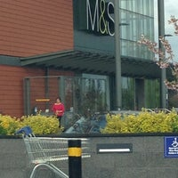 Photo taken at Marks & Spencer by Ruth M. on 5/8/2013