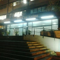 Photo taken at FMU - Campus Santo Amaro by LuLu R. on 9/16/2013
