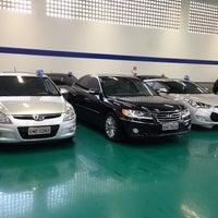 Photo taken at CAOA Hyundai Raposo Tavares by Robson D. on 5/23/2013