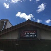 Photo taken at Ochoco Brewing Company by Sasa S. on 4/22/2017