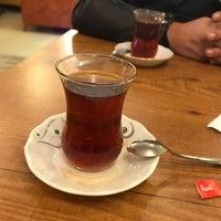 Photo taken at Bahane Cafe by Veysel K. on 12/10/2017