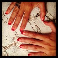 Photo taken at Blush Nail Lounge by JenNay on 8/1/2013