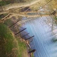Photo taken at Spreebrücke by Nicole W. on 3/27/2014