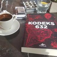Photo taken at Paspati Pasta&Cafe by Mehmet D. on 7/15/2017