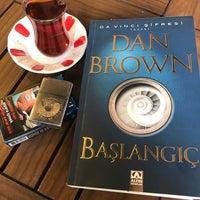 Photo taken at Paspati Pasta&Cafe by Mehmet D. on 10/16/2017