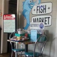 Photo taken at Liberty Bend Fish Market by Bryan on 8/2/2014