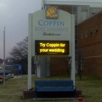Photo taken at Coppin State University by Helena S. on 1/21/2013