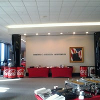 Photo taken at Coca-Cola Headquarters by Neenah A. on 3/7/2013