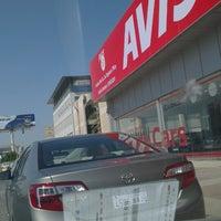 Photo taken at Avis - Rent A Car by Dr. Khaled O. on 10/14/2013