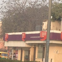 Photo taken at Cafe Coffee Day by Prakhar G. on 1/13/2013