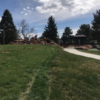 Photo taken at Arapahoe Ridge Park by Janna H. on 4/14/2018