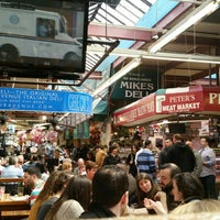 Photo taken at Arthur Avenue Retail Market by Marlynn W. on 3/26/2016