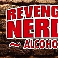 Photo taken at Revenge Of The Nerds by Geraldo F. on 11/15/2013