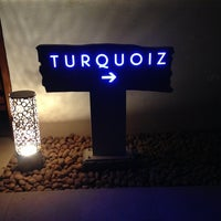 Photo taken at Turquoiz تركواز by Khalifa A. on 3/7/2013