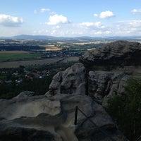 Photo taken at Český Ráj by Shall Rock on 8/21/2013