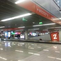 Photo taken at Terminal A by Grzegorz K. on 2/27/2013