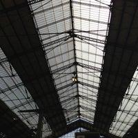 Photo taken at Gare SNCF de Paris Austerlitz by Florian W. on 4/12/2013