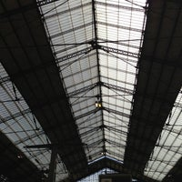 Photo taken at Paris Austerlitz Railway Station by Florian W. on 4/12/2013