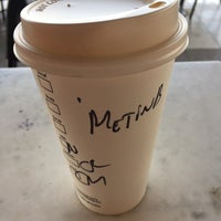 8/29/2017 tarihinde Metin 💪🏼ziyaretçi tarafından Starbucks'de çekilen fotoğraf