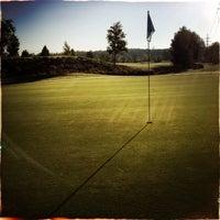 Photo taken at Golf Hostivař by Tiger_D on 5/19/2013