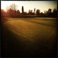 Photo taken at Golf Hostivař by Tiger_D on 5/18/2013