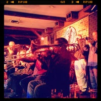 Photo taken at Blues Alley by Claire M. on 11/27/2012