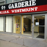 Photo taken at Garderie K.i.d.s Westmount by Leo S. on 6/27/2013