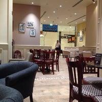 Photo taken at Caffè Nero by Talal A. on 3/18/2014
