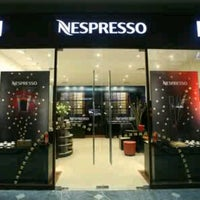 Photo taken at Boutique Nespresso by Jonathan C. on 10/19/2012