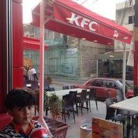 Photo taken at KFC Jounieh by ElSayegh on 10/4/2013