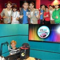 Photo taken at KLpop Radio Konti by Kasu D. on 11/26/2013