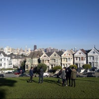Photo prise au Alamo Square par Roeland D. le1/12/2013