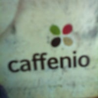 Photo taken at CAFFENIO Planta by Miguel T. on 12/21/2012