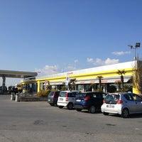Photo taken at Stazione di Servizio Agip Fi-Pi-Li Pontedera by Elfred S. on 2/18/2013