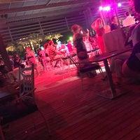 9/18/2017 tarihinde Aslan F.ziyaretçi tarafından Beach Lounge'de çekilen fotoğraf