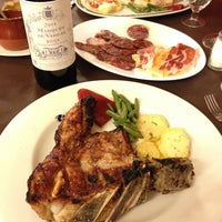 Foto tomada en Restaurante El Pastoret por Jose Manuel P. el 11/29/2013