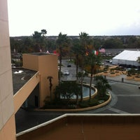 Photo taken at Hilton Orlando Buena Vista Palace Disney Springs Area by Cal B. on 2/13/2013