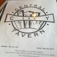 Photo taken at Central City Tavern by Beth D. on 12/28/2012