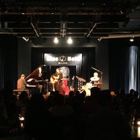 Photo taken at Blue Note by Alexandra S. on 4/27/2013