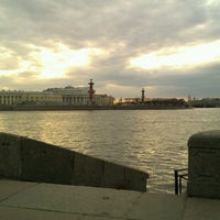 Photo taken at Neva River by Marina on 4/29/2013