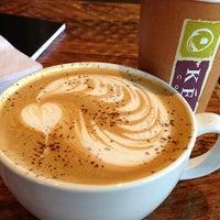 Photo taken at Kéan Coffee by Annie on 4/27/2013