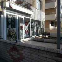 Photo taken at single kuaför fuat by Ferhat Onur D. on 12/31/2012