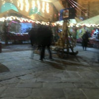 Photo taken at Piazza del Popolo by Salvatore D. on 12/27/2012