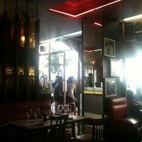 Photo taken at La Perle by Viviana B. on 10/21/2012