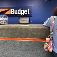 Photo taken at Budget Car Rental by radstarr on 10/18/2017
