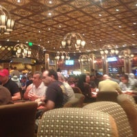 Photo taken at Bellagio Poker Room by Omar C. on 6/30/2013