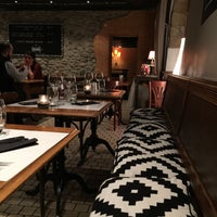 Photo taken at Café du Marché by Lisa S. on 1/13/2016