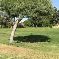 Photo taken at Cave Creek Golf Course by Galen D. on 4/12/2017
